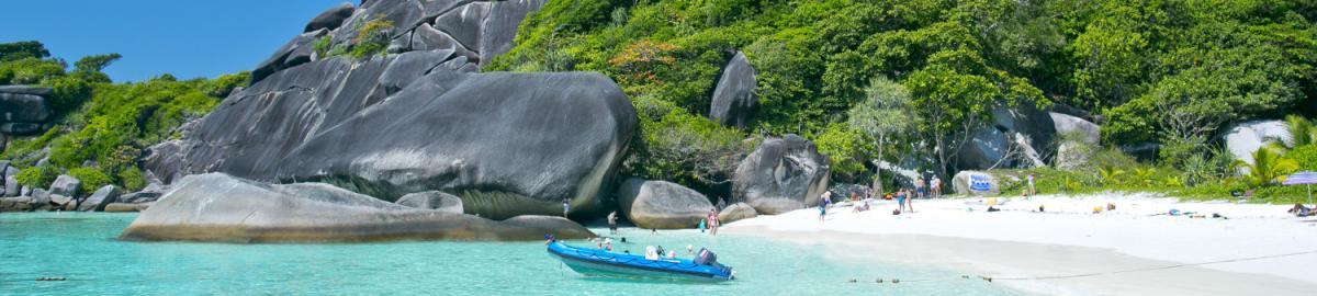 Phuket ed il suo mare splendido