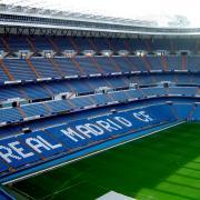 Madrid stadio real