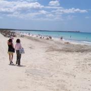 maiorca spiaggia