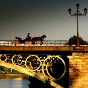 Siviglia - carrozza con cavalli