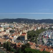 Panorama di Cannes