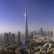 Panorama di Dubai