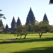 Giava - Borobudur