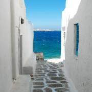 Scorcio di Mykonos
