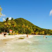 Martinica - beach