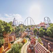 Il Parco Port Aventura, parco giochi fantastico per grandi e bambini